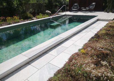 Schwimmspaß in unseren Naturpools